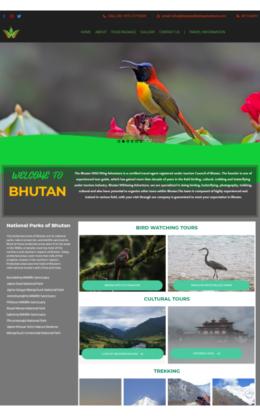 Bhutan Wild Wing Adventure